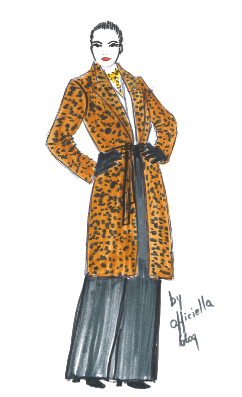 Officiella - cętki pantery vel geparda